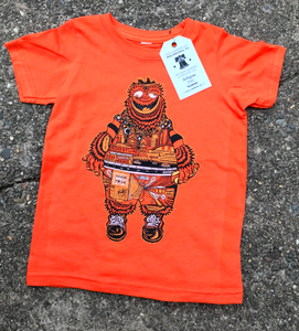 Gritty True Grit Toddler Tee