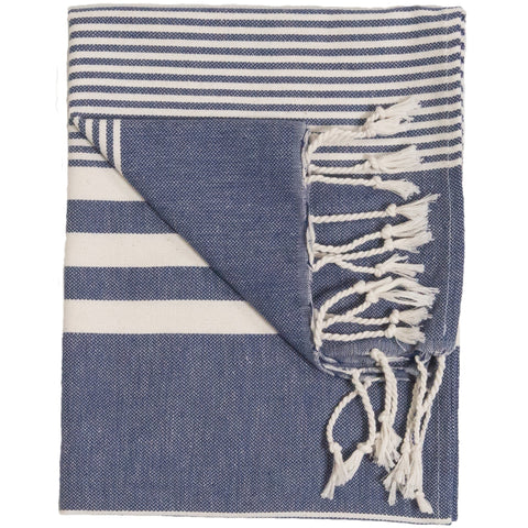 Striped Turkish Hand Towels