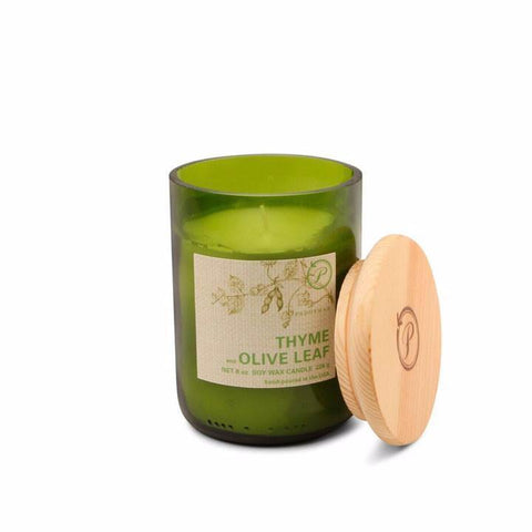 Thyme & Olive Leaf Eco Candle