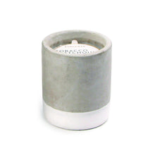 Load image into Gallery viewer, Tobacco & Patchouli Urban Concrete Candle by paddywax at local housewares store Division IV in Philadelphia, Pennsylvania