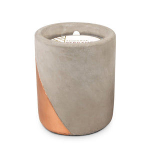 Bergamot & Mahogany Urban Concrete Candle by paddywax at local housewares store Division IV in Philadelphia, Pennsylvania