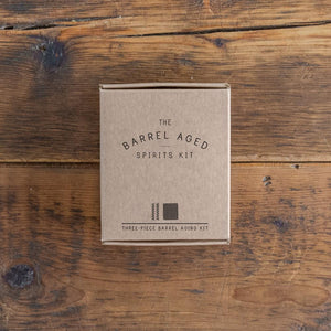 Barrel Aged Spirits Kit by W & P at local housewares store Division IV in Philadelphia, Pennsylvania