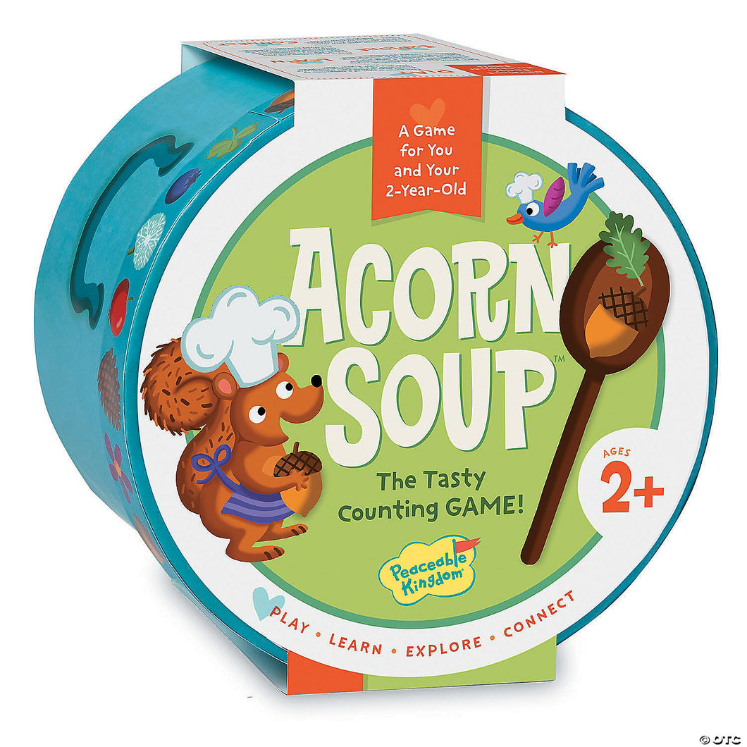 Acorn Soup Cooperative Game