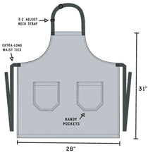 Load image into Gallery viewer, Droppin a New Recipe Apron