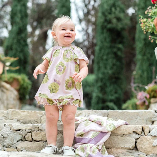 Artichoke Organic Tunic & Bloomer Set