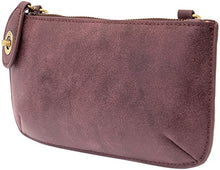 Load image into Gallery viewer, Aubergine Mini Crossbody & Wristlet