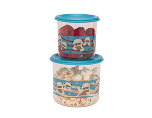 Baby Otter Good Lunch Snack Containers