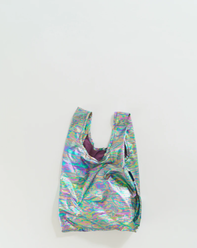 Metallic Rainbow Baggu Reusable Bag