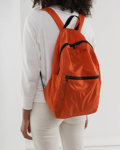 Tomato Ripstop Backpack