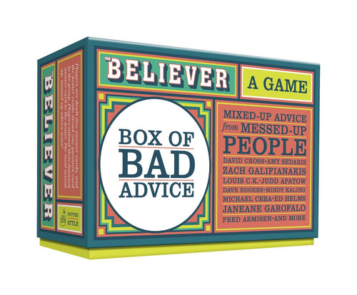 Believer Box of Bad Advice
