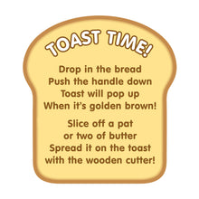 Load image into Gallery viewer, Bread & Butter Toast Set