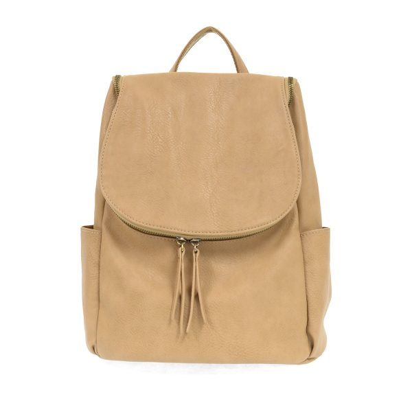 Camel Kerri Side Pocket Backpack