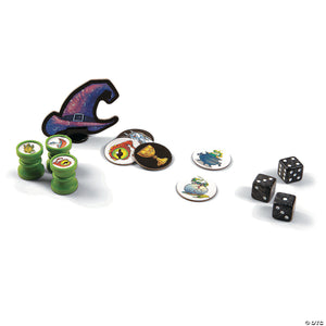Cauldron Quest Game