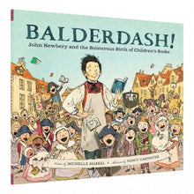 Load image into Gallery viewer, Balderdash! by Michelle Markel