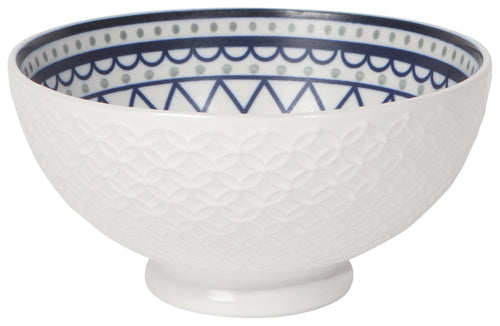 Circlet Embossed Bowl