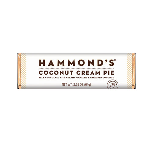 Coconut Cream Pie Milk Chocolate Bar