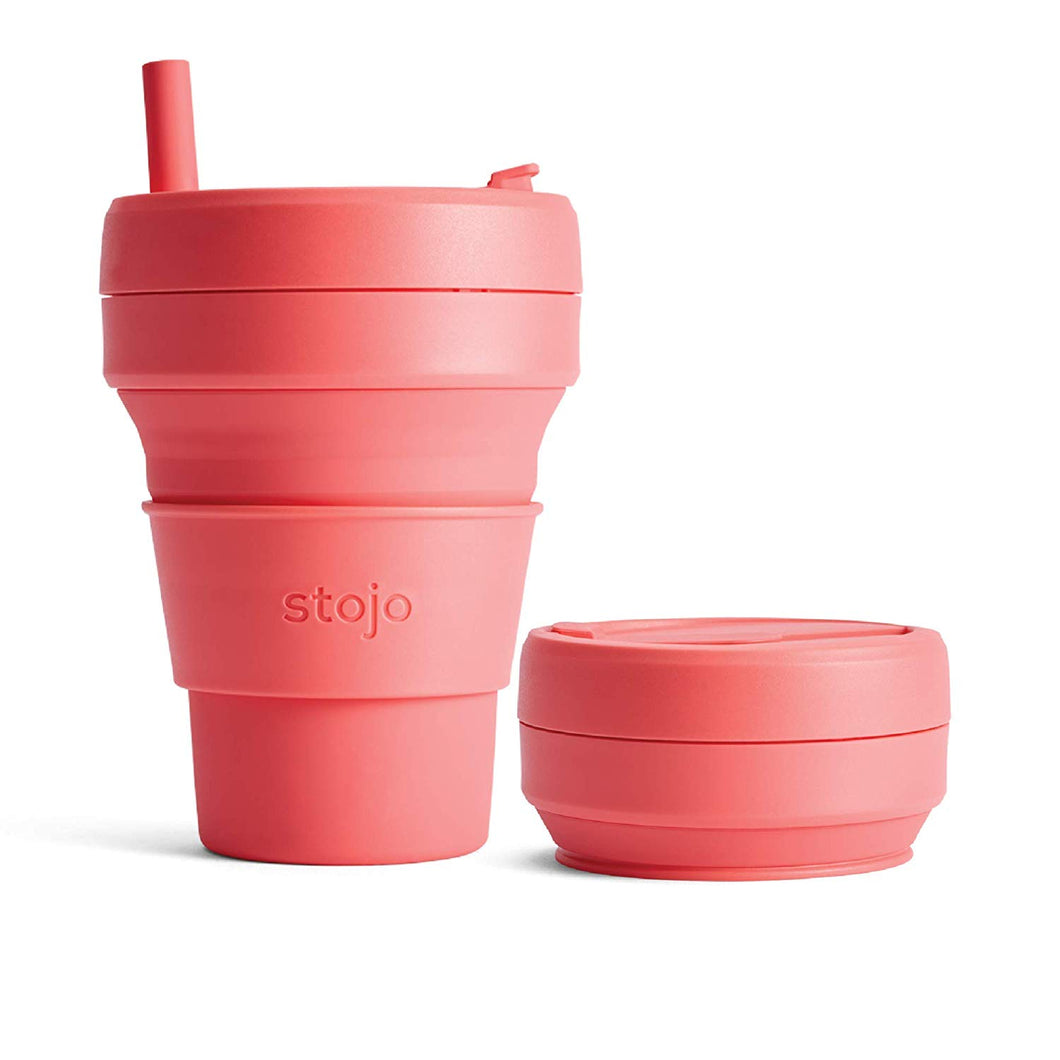 Coral Biggie Travel Cup