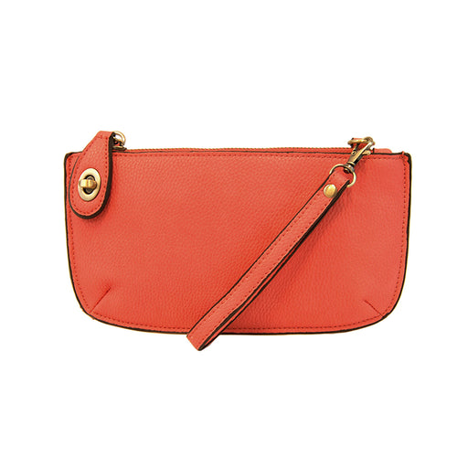 Coral Mini Crossbody & Wristlet