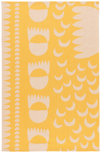 Crescendo Jacquard Tea Towel