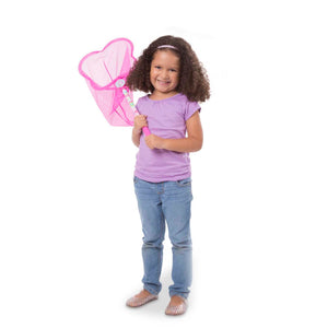 Cutie Pie Butterfly Bug Net