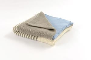 Shannon Throw Blanket by darzzi at local housewares store Division IV in Philadelphia, Pennsylvania