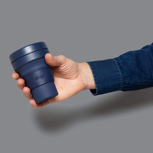 Denim Pocket Travel Cup