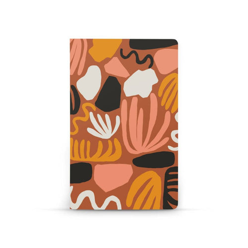 Desert Edge Layflat Notebook