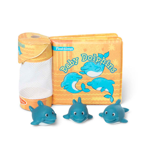 Baby Dolphin Float Alongs