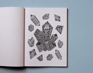 Dream in Color Coloring Book for Creatives