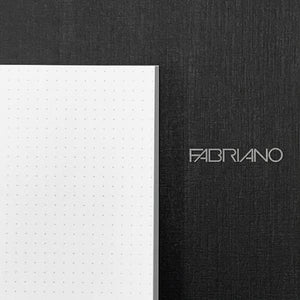 Dot Grid Frabriano Notebook
