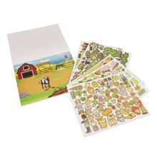 Load image into Gallery viewer, Farm Reusable Sticker Pad