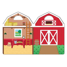 Load image into Gallery viewer, Farm Puffy Sticker Play Set