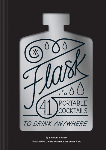 Flask Portable Cocktails to Drink Anywhere