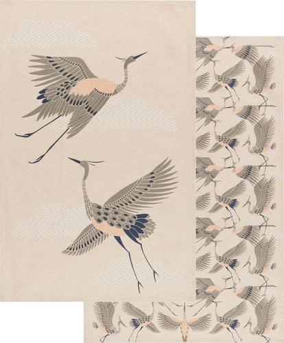 Flight of Fancy Tea Towels