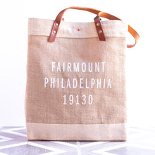 Load image into Gallery viewer, Fairmount Market Bag