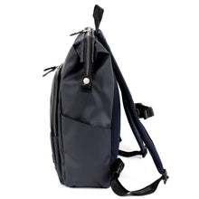 Load image into Gallery viewer, Navy Gaba City Backpack