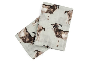 Goats Organic Burp Cloths