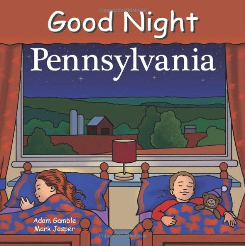 Good Night Pennsylvania by Independent Publishers Group at local Fairmount shop Ali's Wagon in Philadelphia, Pennsylvania