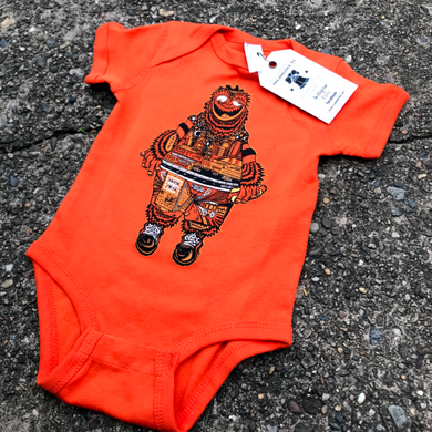 Gritty True Grit Onesie