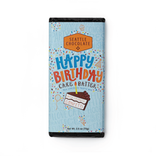 Load image into Gallery viewer, Happy Birthday Funfetti Truffle Bar