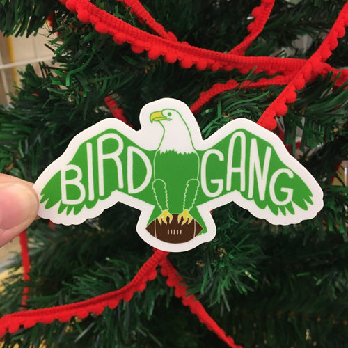 Bird Gang Sticker