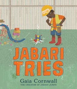 Jabari Tries by Gaia Cornwall