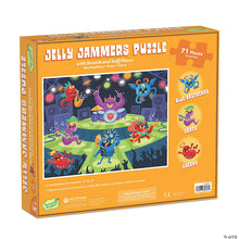 Load image into Gallery viewer, Jelly Jammers Scratch & Sniff Puzzle