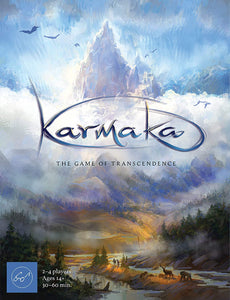Karmaka The Game of Transcendence
