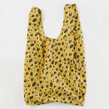 Load image into Gallery viewer, Leopard Baggu Reusable Bag