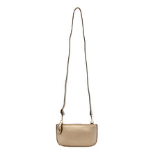 Load image into Gallery viewer, Copper Metallic Mini Crossbody & Wristlet