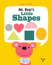 Load image into Gallery viewer, Mr. Bear's Little Shapes