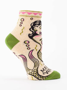Makin' Waves Ankle Socks