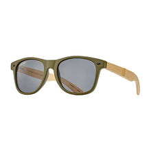 Load image into Gallery viewer, Classic Bamboo Sunglasses