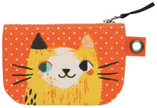 Load image into Gallery viewer, Meow Meow Small Zipper Pouch